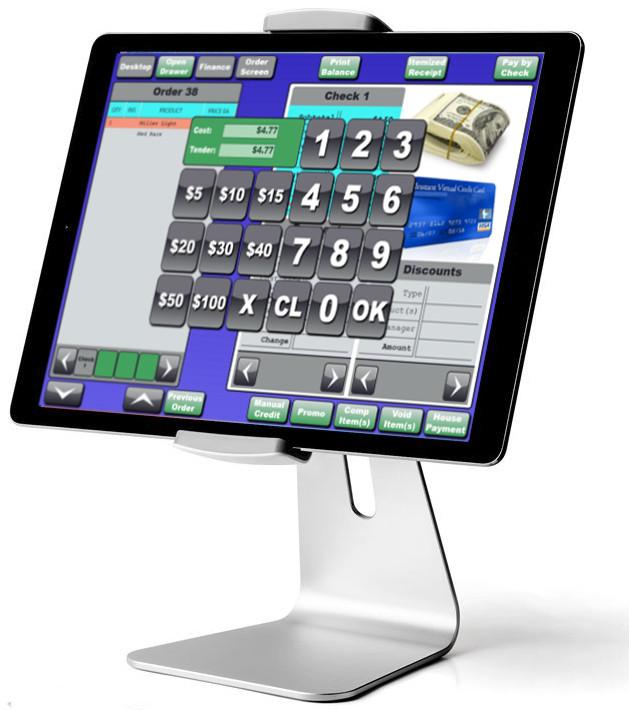 Budget Tablet Bar Restaurant Pos System Blackfish Pos