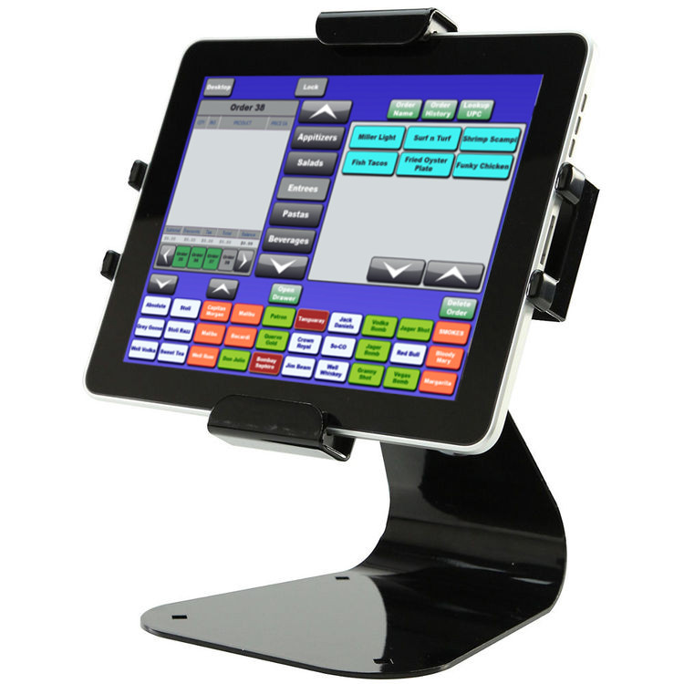 Complete Tablet Frozen Yogurt Scale Pos System