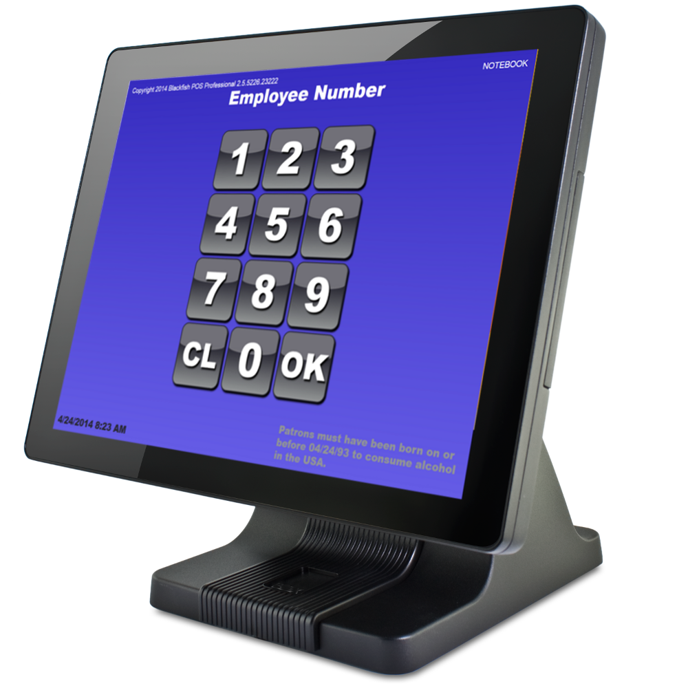Blackfish Bar Restaurant Pos System